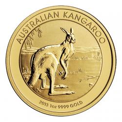 Pièce-Moderne-Kangaroo-1-once-Or