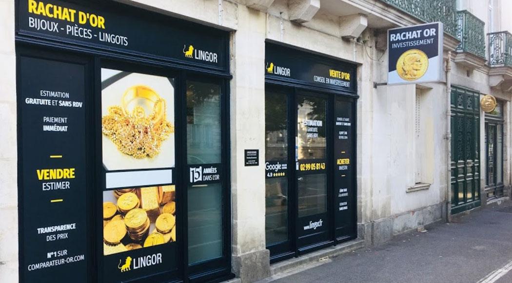 Agence LINGOR de Rennes